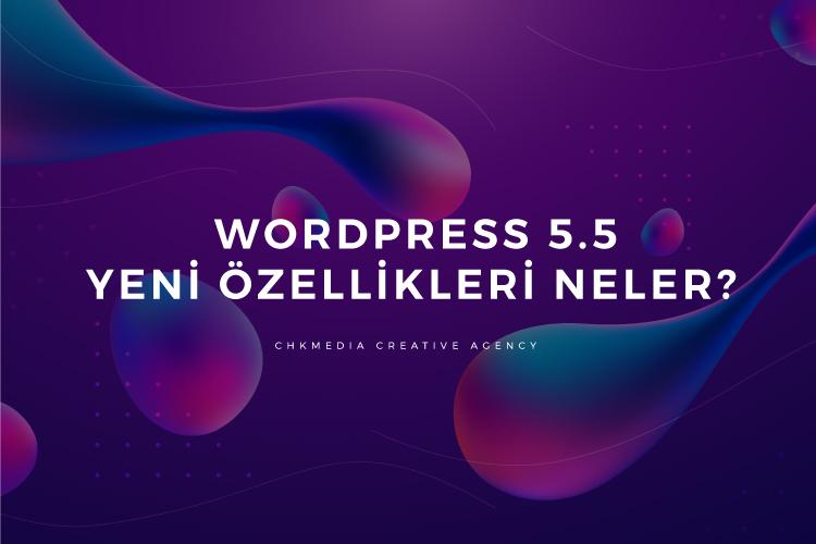 Wordpress 5.5 Yeni özellikleri nedir?